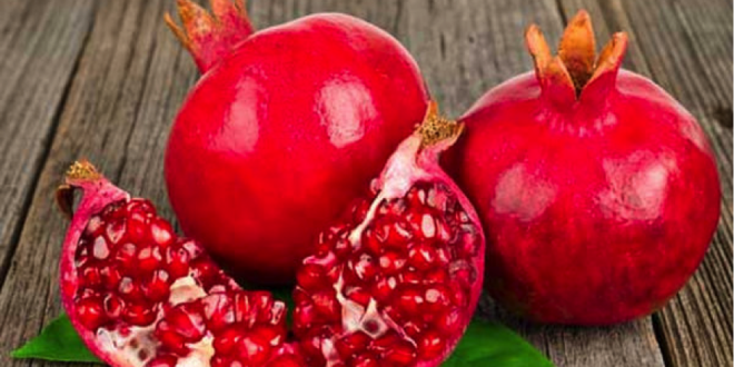 New Year Tradition Of Breaking A Pomegranate Zakynthos
