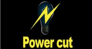 Power cuts – 22nd April
