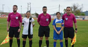 Womens soccer – 13th game