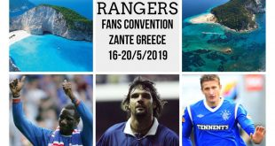 1st Europeans Rangers fans convention