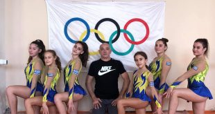 Congratulations Golden Girls! Olympiada Zakynthos with Gold! (Video)
