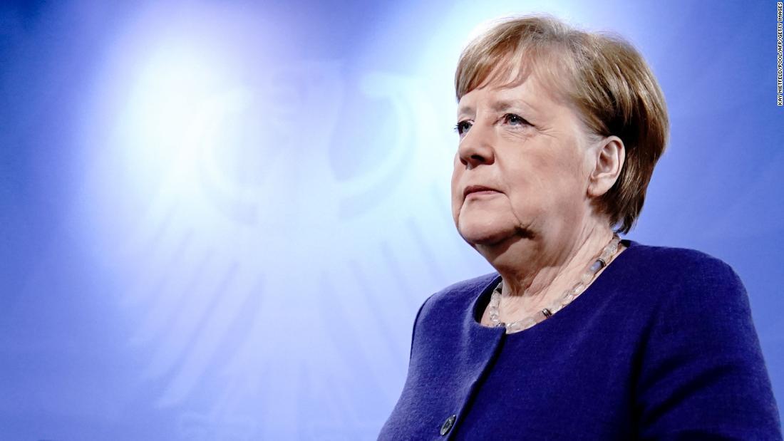 Angela Merkel's legacy was doomed. Coronavirus saved it ...