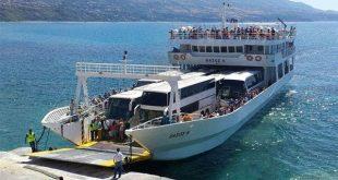 Ferry Zakynthos-Kefalonia time table for summer 2021